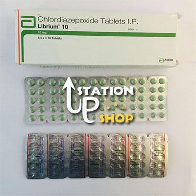 Buy Chlordiazepoxide (Librium) Online