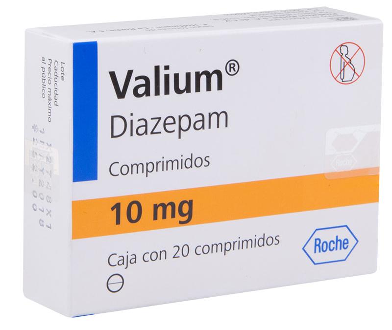 Valium in online pharmacies